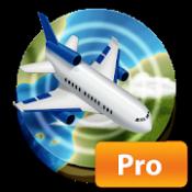 Androidアプリ「フライト状況追跡・到着便案内&出発時刻表示板つき- FlightHero Pro」のアイコン