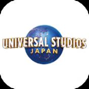 Androidアプリ「ユニバーサル・スタジオ・ジャパン 公式アプリ」のアイコン