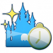 Androidアプリ「夢と魔法の待ち時間」のアイコン