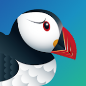 Androidアプリ「Puffin Browser Pro」のアイコン