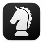 Androidアプリ「Sleipnir Mobile Black Edition」のアイコン