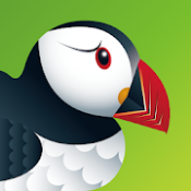 Androidアプリ「Puffin Web Browser」のアイコン