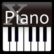 Androidアプリ「xPiano+」のアイコン