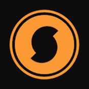 Androidアプリ「SoundHound - 音楽の発見&プレ-ヤー」のアイコン