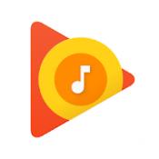 Androidアプリ「Google Playミュージック」のアイコン