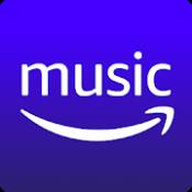 Androidアプリ「Amazon Music」のアイコン