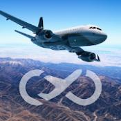 Androidアプリ「Infinite Flight - フライトシミュレーター」のアイコン