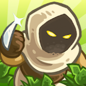 Androidアプリ「Kingdom Rush Frontiers」のアイコン