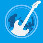 Androidアプリ「Walk Band - 音楽スタジオ」のアイコン