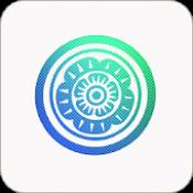 Androidアプリ「麻雀 天極牌 | 1人で1局から楽しめる友達対戦型ゲーム!三麻北抜きも遊べる麻雀ゲームの決定版!」のアイコン