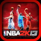 Androidアプリ「NBA 2K13」のアイコン