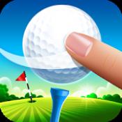Androidアプリ「Flick Golf!」のアイコン