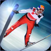 Androidアプリ「Ski Jumping Pro」のアイコン