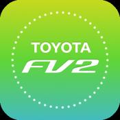 Androidアプリ「TOYOTA FV2」のアイコン