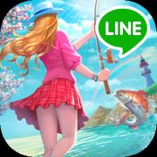 Androidアプリ「LINE 釣りマス」のアイコン