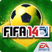 Androidアプリ「FIFA 14 by EA SPORTS™」のアイコン