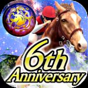 Androidアプリ「パズルダービー ~競馬×パズル!無料で遊べる競馬ゲーム!~」のアイコン