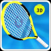 Androidアプリ「テニス 3D」のアイコン