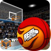 Androidアプリ「Real Basketball」のアイコン