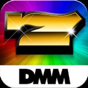Androidアプリ「パチンコ・パチスロ(スロット)無料アプリDMMぱちタウン」のアイコン