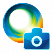 Androidアプリ「写真クラウド : PlayMemories Online」のアイコン