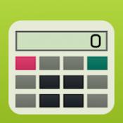 Androidアプリ「strCalc (電卓)」のアイコン