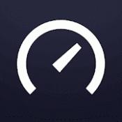 Androidアプリ「Speedtest.net」のアイコン