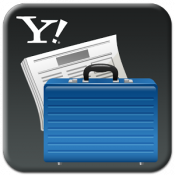 Androidアプリ「Yahoo!ニュース BUSINESS ~経済・ビジネス」のアイコン