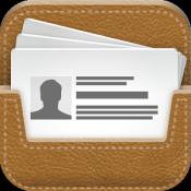 Androidアプリ「すごい名刺管理アプリ -無料の名刺認識リーダー」のアイコン