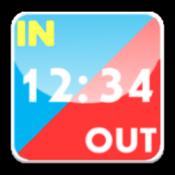 Androidアプリ「タイムカード」のアイコン