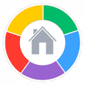 Androidアプリ「Home Budget with Sync」のアイコン