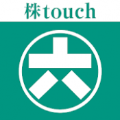 Androidアプリ「株touch」のアイコン