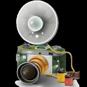 Androidアプリ「超スローモーションビデオカメラ(音程は絶対に変わらないです)」のアイコン