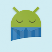 Androidアプリ「Sleep as Android 💤 睡眠サイクルを解析する目覚まし時計です」のアイコン
