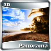 Androidアプリ「Panoramic Screen」のアイコン
