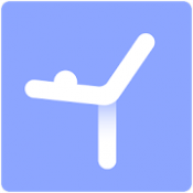 Androidアプリ「毎日ヨガ (Daily Yoga) - Yoga Fitness App」のアイコン
