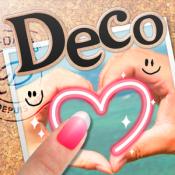 Androidアプリ「DecoPetit+[デコプティプラス]」のアイコン