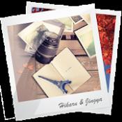 Androidアプリ「アニメーション写真ウィジェット +」のアイコン