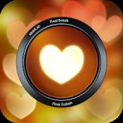 Androidアプリ「Real Bokeh リアルボケ :写真に描く光の効果」のアイコン