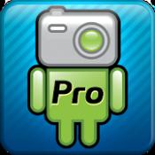 Androidアプリ「Photafパノラマプロ」のアイコン
