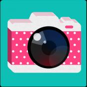 Androidアプリ「GirlsCamera Lite」のアイコン
