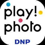 Androidアプリ「Play!Photo (プレイフォト)」のアイコン