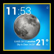 Androidアプリ「アニメーションウィジェットを乗り切る」のアイコン