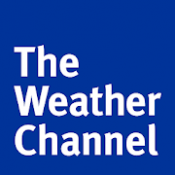 Androidアプリ「天気予報とレーダー - The Weather Channel」のアイコン