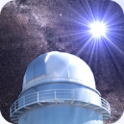 Androidアプリ「Mobile Observatory 2 - Astronomy」のアイコン