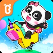 Androidアプリ「ベビー幼稚園 -BabyBus 幼児・子ども教育アプリ」のアイコン