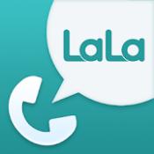 Androidアプリ「LaLa Call~050/IP電話でおトクな通話アプリ」のアイコン