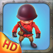 Androidアプリ「Fieldrunners HD」のアイコン