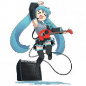 Androidアプリ「Beat Beat Vocaloid」のアイコン
