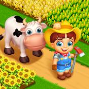 Androidアプリ「にじいろ牧場」のアイコン